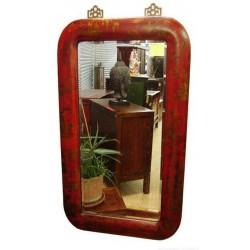 Miroir chinois rectangulaire