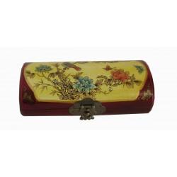 Boîte chinoise de rangement21xH7,5cm