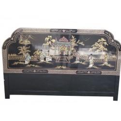 Tête de lit chinoise 162x122