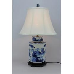 Lampe vietnamienne Cat Ba H64cm