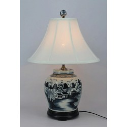 Lampe vietnamienne halong H60cm