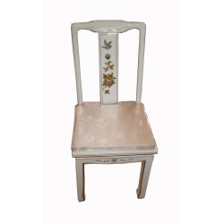 Chaise chinoise 48x46x99