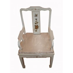 Fauteuil chinois 61x61x99