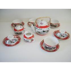 Service à thé japonais