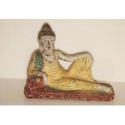 Bouddha couché 41xH32m