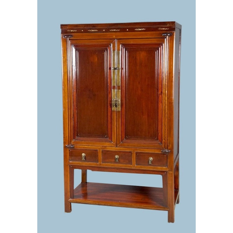 armoire antique chinoise du monast re des 10 000 bouddhas la baie d 39 halong. Black Bedroom Furniture Sets. Home Design Ideas