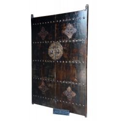 Portes chinoises 79x8x225(x2)