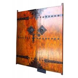 Portes 114x8x253 cm(x2)
