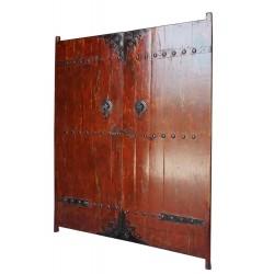 Portes chinoises 110x8x220(x2)