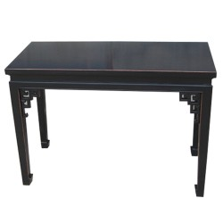Table chinoise rectangulaire 106x40x80