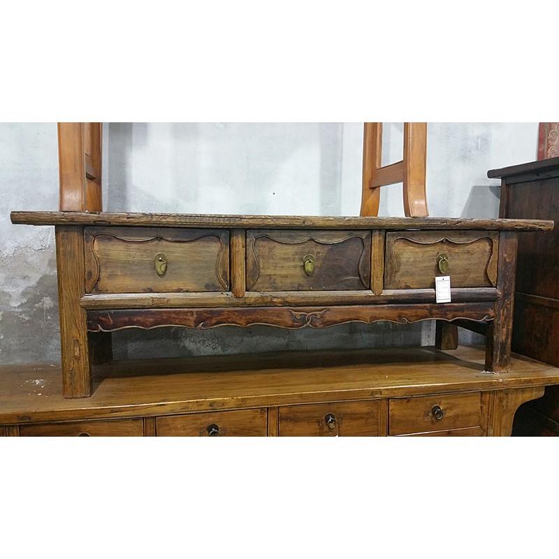 meuble bas chinois ancien de p kin la baie d 39 halong. Black Bedroom Furniture Sets. Home Design Ideas