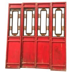 Portes chinoises L45 x P5 x H204 cm