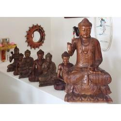 Bouddha assis 40cm