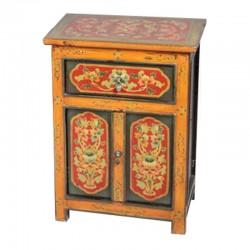 Chevet tibétain L50xP34xH68 cm