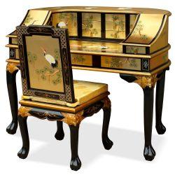 Bureau + chaise 132x66x100