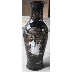 Vase céramique Hauteur: 91 cm