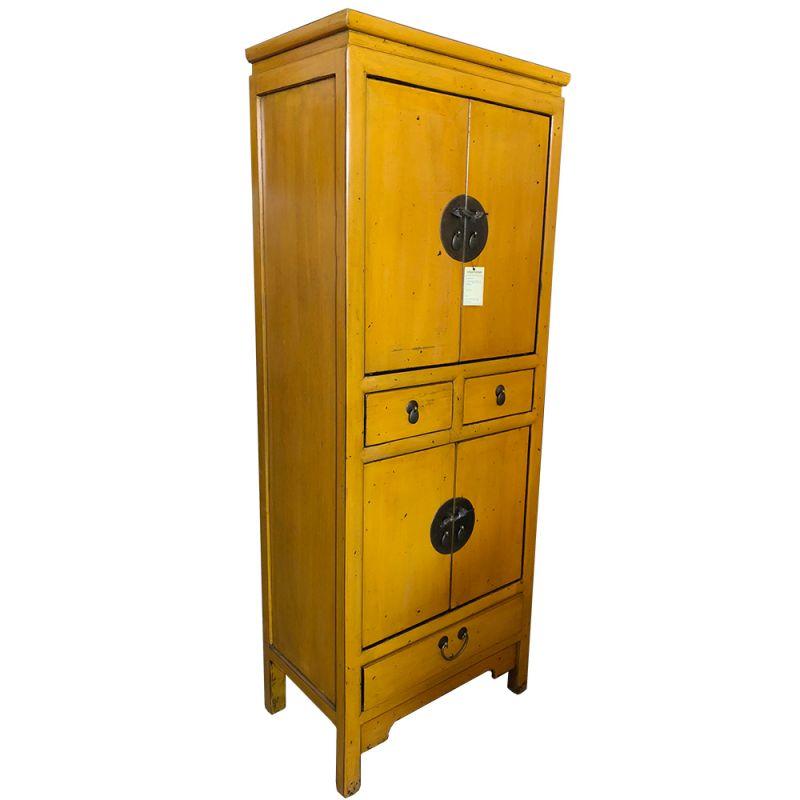 armoire chinoise d 39 entr e 70x42x176 la baie d 39 halong. Black Bedroom Furniture Sets. Home Design Ideas