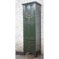 Armoire lady verte 56x43x182cm