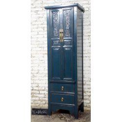 Armoire lady bleue 56x43x182cm
