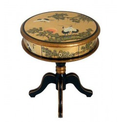 Table ronde chinois 61xH66