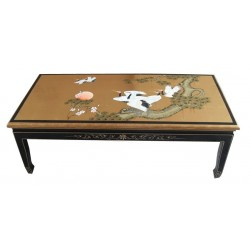 Table de salon chinoise 120x60x40