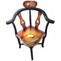 Chaises - fauteuils - tabourets laqués